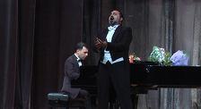В рамках II Международного музыкального фестиваля имени Чайковского прошёл День Азербайджана