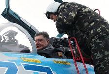 Порошенко попугал Россию украинской авиацией