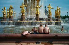 В Москве объявлен предпоследний уровень опасности из-за жары