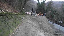 Специалисты расчистили от селя дорогу в горах Кабардино-Балкарии