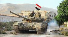 Сирийская армия ликвидировала террористов в сельской местности провинции Хама