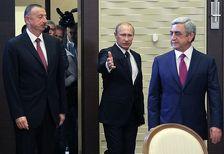 Россия уведомит Минскую группу о результатах встречи Путина, Алиева и Саргсяна - источник