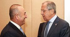 Министры иностранных дел Турции и России встретятся 1 июля