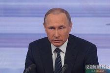 Путин: необходимо выбивать почву из-под ног террористов