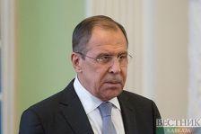 Лавров призвал к конкретным действиям в борьбе с терроризмом