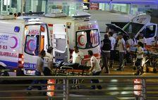 В теракте в Стамбуле ранен россиянин