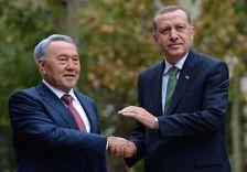 Эрдоган сказал Назарбаеву спасибо за Россию