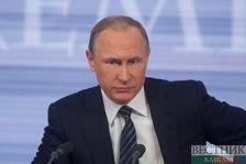 Песков: Путин знаком со всеми замечаниями в адрес пакета Яровой