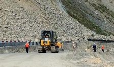 Грузия приступила к ремонту Военно-грузинской дороги