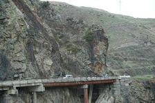 Военно-Грузинскую дорогу обещают открыть через две недели