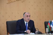 Маммедъяров: Ведется работа над документом по урегулированию карабахского конфликта