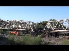 Свалившийся в Псезуапсе мост починят к 4 июля