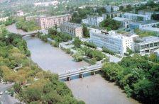 После паводков власти Грозного решили укрепить берега Сунжи