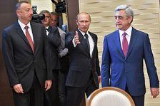 Алиев, Саргсян и Путин повторно обсудят нагорно-карабахское урегулирование