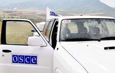 Мониторинг ОБСЕ к западу от Тертера прошел без инцидентов