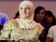 Супруга Кадырова получила красный диплом