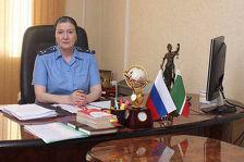 В Чечне женщину впервые назначили районным прокурором