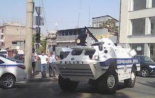 Сасунские храбрецы отпустили заложников, но не сдаются
