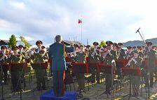 Центральный военный оркестр Минобороны РФ впервые дает концерт в Дагестане