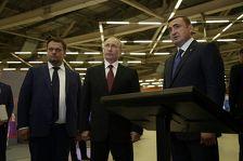 Путин заинтересовался чеченской платформой для беспилотников