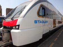 Двухэтажный поезд Stadler совершил первые рейсы из Тбилиси в Батуми