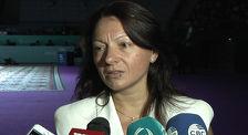Мариана Василева: азербайджанские гимнастки прекрасно выступили
