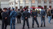 Ереванская оппозиция собирается на очередной митинг