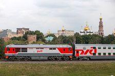 Двухэтажные поезда соединят Москву и Кисловодск в следующем году
