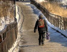 Житель Карачаево-Черкесии добрался из Москвы до дома пешком
