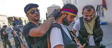 Полиция Армении прострелила Сасунским храбрецам ноги