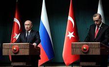 Песков: Путину и Эрдогану есть что обсудить