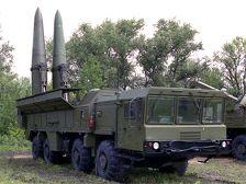 Южный военный округ получил новые Искандер-М