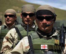Грузинскую армию сделают профи через 4 года