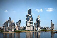 В Азербайджане построят километровый небоскрёб, самый высокий в мире