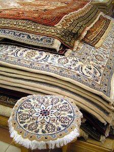Иран стремится развивать экспорт ковров вопреки санкциям