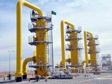 Эксплуатация крупнейшего туркменского месторождения газа начнётся в 2013 году