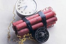 В Дагестане обезврежена бомба мощностью 10 кг тротила