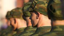 Грузия призывает граждан на контрактную военную службу