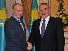 Назарбаев ратифицировал договор о добрососедстве и союзничестве с РФ