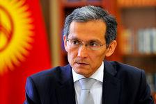 Оторбаев: вступление в ТС должно улучшить экономическую ситуацию в Киргизии