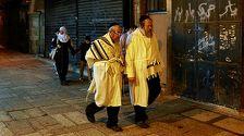 Израиль: евреи и арабы сумели разойтись мирно