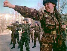 В украинскую армию будут призывать женщин
