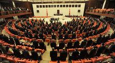 Парламент Турции нового созыва приведен к присяге