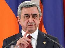 Саргсян встретился с главами таможенных служб государств - членов Таможенного союза