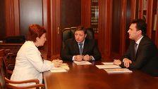 Александр Хлопонин провёл совещание по вопросам кадрового обеспечения туристического кластера СКФО