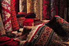 Иранец изобрёл пятноустойчивый ковёр