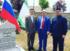 В Париже открыта памятная плита в честь Магомеда Джабагиева